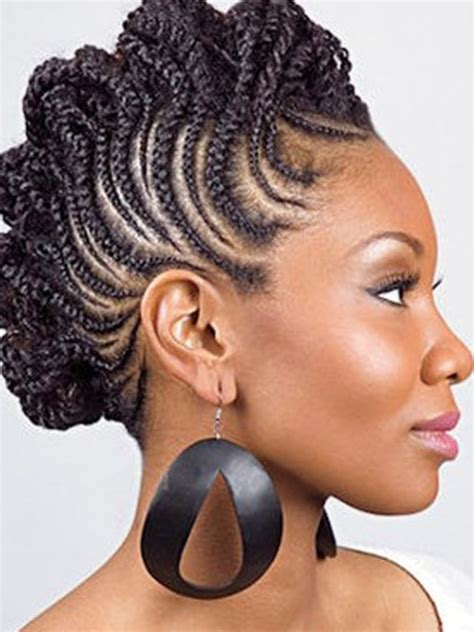 Black Braids Hairstyles 2014 by Hairstyles For Black Hair 2014 With Pictures For