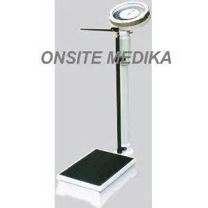 Timbangan Berat Badan Manusia timbangan alat pengukur tinggi badan dan barang max 120kg zt 120 onsite medika laboratorium