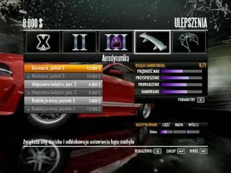 Shift 2 Auto Tuning by Need For Speed Shift Ford Mustang Tuning Youtube