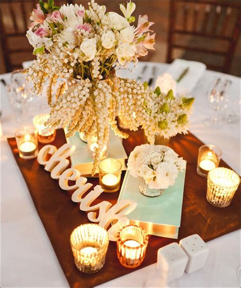 wedding centerpieces with candles and roses 2 15 diy wedding centerpieces that are 100 idiot proof