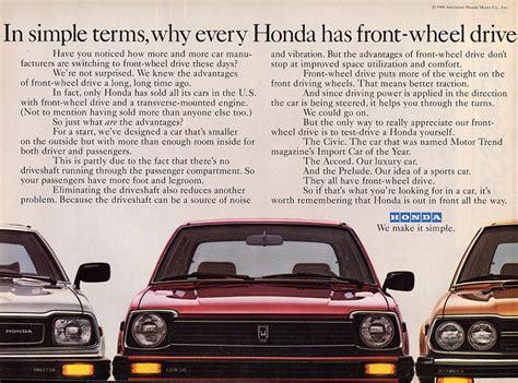 71 Throttle Honda Crv F20 why honda only makes fwd cars