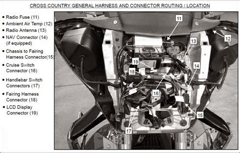 electrical diagram or map victory motorcycles