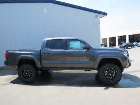 Toyota Tacoma Lift 2016 Toyota Tacoma Trd Sport With A Lift Kit Irwin