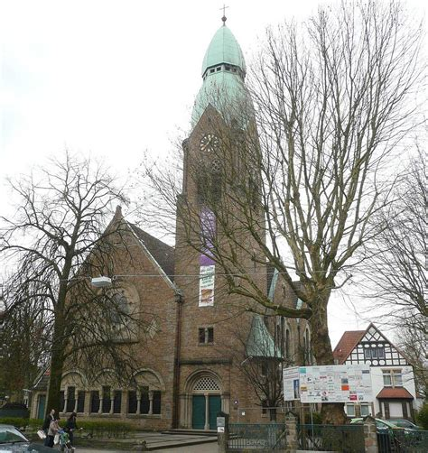 Architekt Bochum by Christuskirche Bochum Gerthe Bochum Architektur