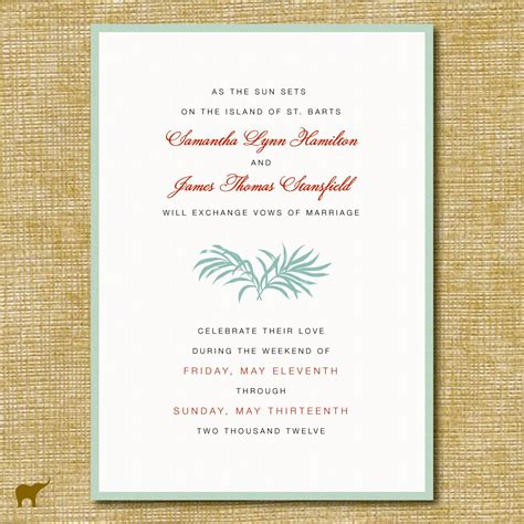 Wedding Ceremony Invitation Card by Wedding Invitations Cards Wording Wedding Invitation