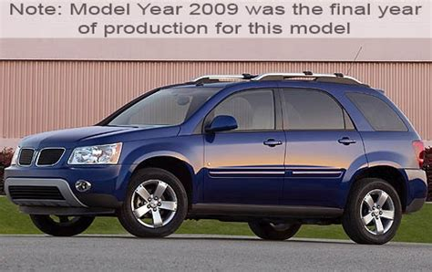 how cars work for dummies 2009 pontiac torrent on board diagnostic system used 2009 pontiac torrent for sale pricing features edmunds