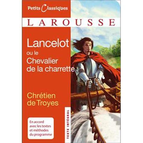 2011693357 lancelot ou le chevalier de lancelot ou le chevalier de la charrette poche