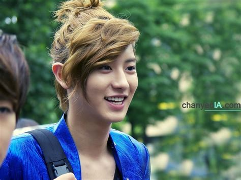 chanyeol long hair your list of best and worst hairstyles of exo allkpop forums