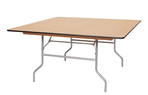 48 quot x 48 quot square table pacific rentals