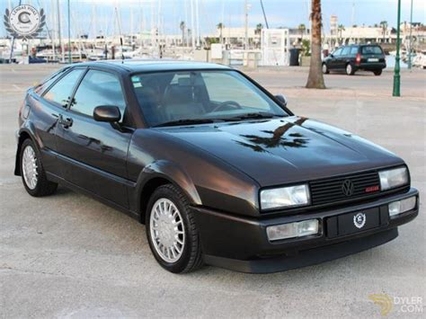car owners manuals for sale 1990 volkswagen corrado on board diagnostic system classic 1990 volkswagen corrado g60 for sale 538 dyler