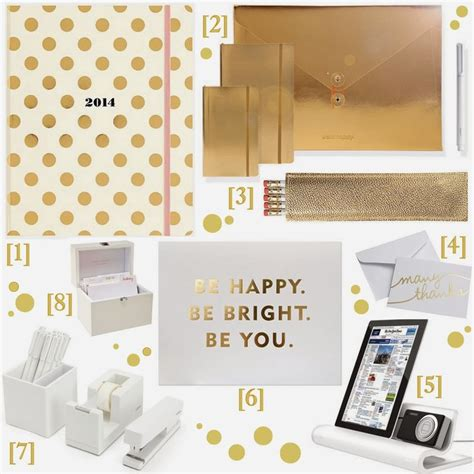 chic office supplies 17 best ideas about gold office supplies on pinterest