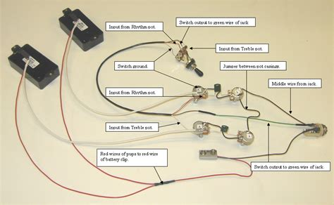 emg active wiring diagram get free image about