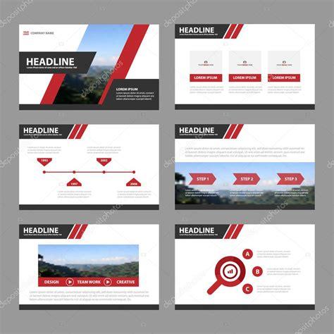 illustrator presentation templates black presentation templates infographic elements flat