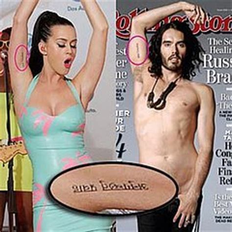 katy perry matching tattoo song some of my favourite russell and katy moments things