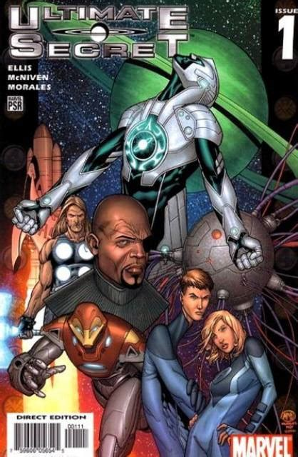 Promo Ultimate Book Of Space ultimate secret 1 chapter one issue