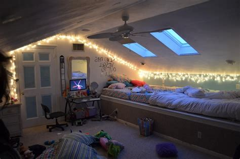 Attic Bedroom Designs attic bedroom ideas for teenage girls black gloss three