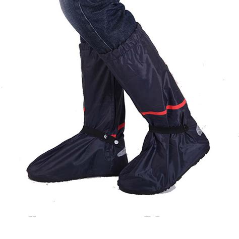 cheap motorcycle shoes cheap polyester motorbike waterproof shoe raincoat