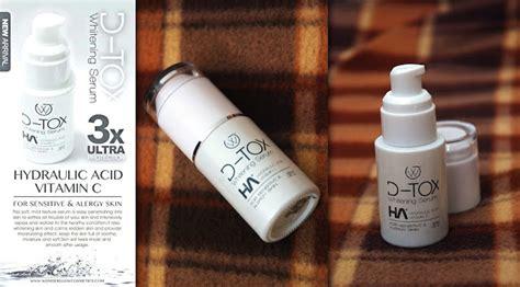 Serum Botox Whitening Hlf Uh Memutihkan produk kecantikan kesihatan glow skincare