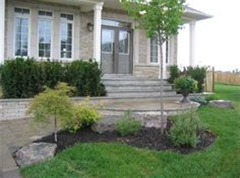 front yard landscaping ideas ontario 1000 images about landscaping ideas on front