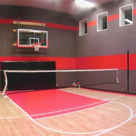Customizable House Plans by Fitness Studios Facilities Sport Court