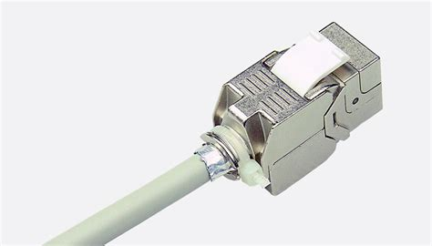 Cat 6 Rj 45 Connector By matrix cat5e cat6 cat6a rj45 modular connectors and