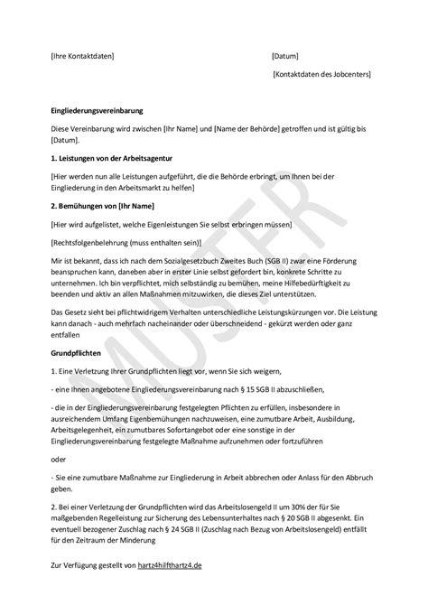 Bewerbung Schreiben Muster Jobcenter Hartz 4 Antrag Muster F 252 R Alle Belange Hartz Iv Alg 2