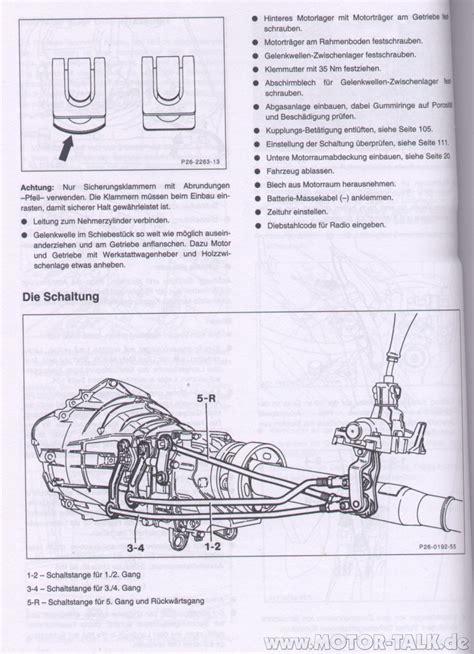 Motorrad Schaltung Leerlauf by Getriebe01 Schaltung Hakelt Leerlauf L 228 Sst Sich