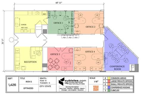 cubicle floor plan office furniture floor plan for a small office