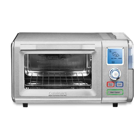 cuisinart stainless steel steam with convection toaster