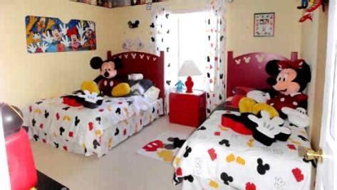 chambre mickey mouse d 233 co chambre mickey mouse