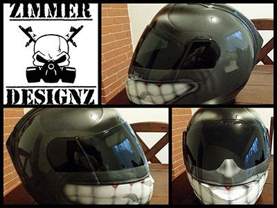 Helm Custom 11 11 best motorcycle helmets custom painted images on