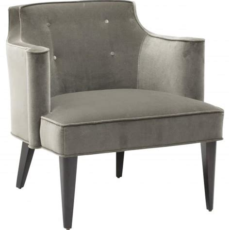 Blue Gray Accent Chairs Tufted Blue Gray Accent Chair Overstock