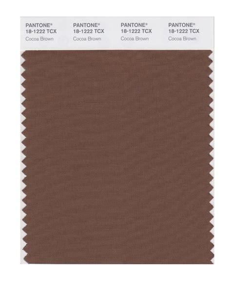 pantone cocoandcashmere buy pantone smart swatch 18 1222 cocoa brown