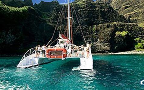napali coast boat tours reviews napali snorkel picnic sail na pali snorkel kauai