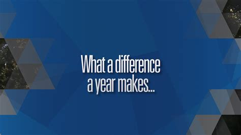 what is years what a difference a year makes 2014 15 year in review