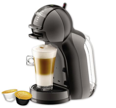 Krups Dolce Gusto Maschine by Krups Nescaf 201 Dolce Gusto Kaffeemaschine Mini Me Kp1208