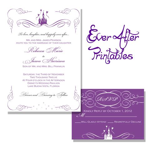 wedding invites theme choosing your disney wedding invitations for a tale