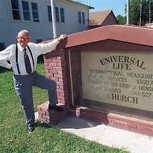 universal life church modesto ca