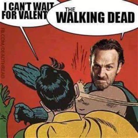 Walking Dead Valentine Meme - walking dead jokes kappit