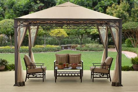 fabric gazebo replacement canopies for gazebos pergolas and swings