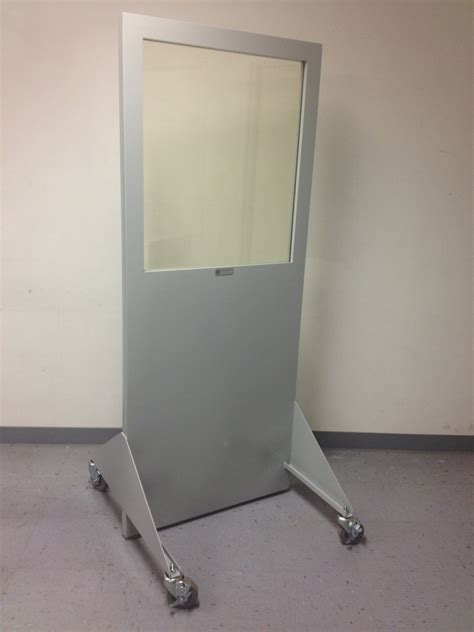 lead glass for x room x barriers bar engineering corp