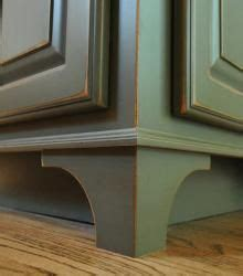 Kitchen Cabinet Legs by Best 25 Cabinet Trim Ideas On Pinterest Cabinet Molding
