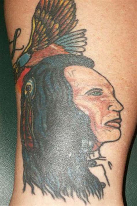 eagle tattoo fail native american by tattoos gone bad tattoonow