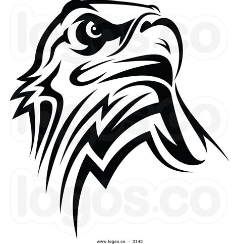 Tribal Eagle Head Clipart Clipart Panda Free Clipart Tribal Graphics Vector