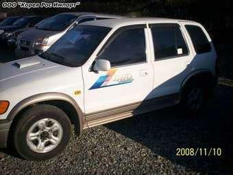 2001 Kia Sportage Problems 2001 Kia Sportage Photos