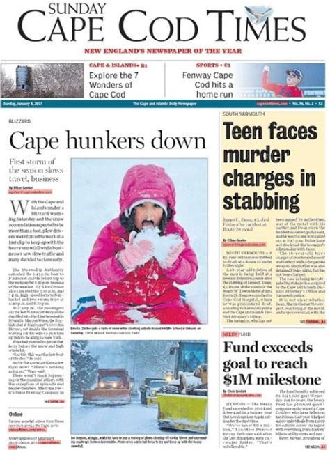 cape cod times sports cape cod times website and e edition are free this weekend