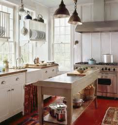 cottage kitchen islands rustic cottage design for a truly comfortable kitchen