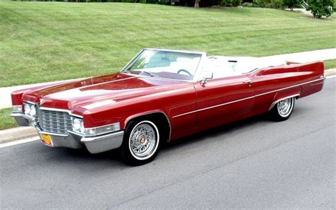 1969 cadillac 1969 cadillac for sale to
