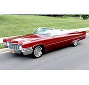 1969 Cadillac DeVille  Deville For Sale To