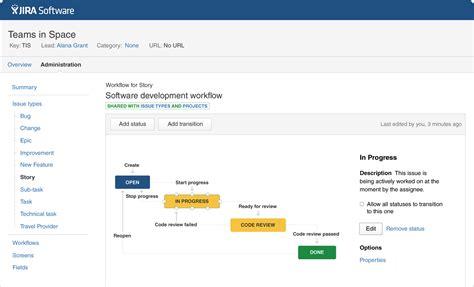 jira project workflow wicresoft jira
